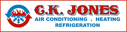 Logo, C.K. Jones HVAC - HVAC Services